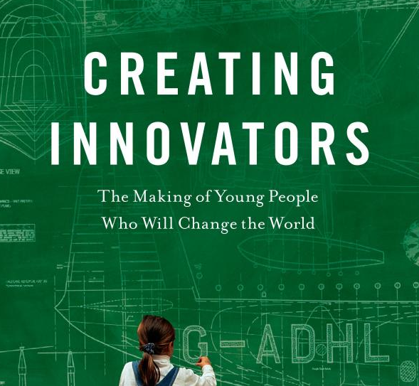 #4 Tony Wagner – Creating Innovators