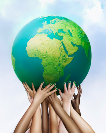 Think about: Earth Day everyday!